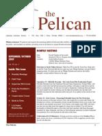 September-October 2007 Pelican Newsletter Lahontan Audubon Society