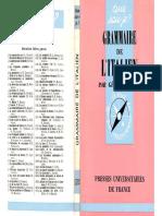 Genot Gerard - Grammaire de l'italien.pdf