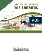 Manual Boas Praticas de Manejo Bezerros Leiteiros desmamas