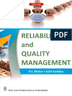 Reliability and Quality Management.pdf
