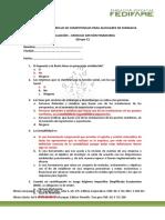Evaluación Gestion Financiera Administradores Junior Opcion F