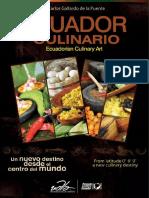 Ecuador Culinario 1