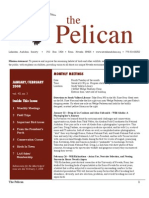 January-February 2008 Pelican Newsletter Lahontan Audubon Society