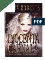 Nora Roberts Inocenta Carnala PDF