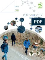 PEFC Week 2017 Newsletter