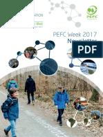 PEFC Week 2017 Newsletter