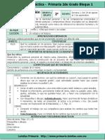 Plan 2do Grado - Bloque 1 Formación C y E (2016-2017)
