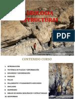 1. Geología Estructural - Introducc