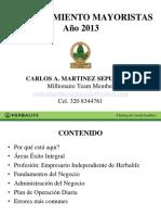 Entrenamiento+Como+Comenzar+Carlos+Martinez+-+Año+2013