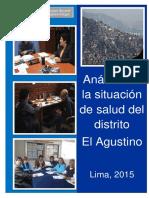 Analisis de Situacion de Salud Local El Agustino 2015 (1)