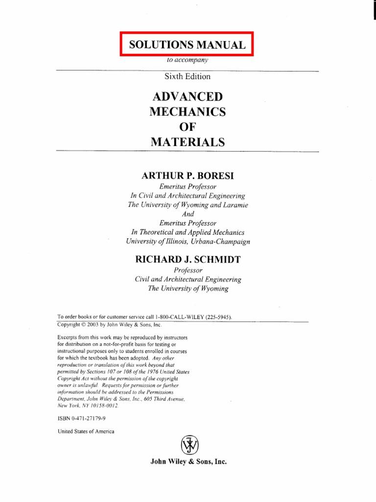 350321246-Advanced-Mechanics-of-Materials-6th-edition-Solution-Manual-pdf. pdf