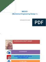 Mec531 Course Outline 2017_nursalbiah