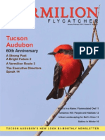 January-February 2009 Vermilion Flycatcher Tucson Audubon Society