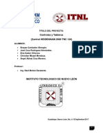 Actividad No. 1 Diseño de Tableros y Controles- Tnc