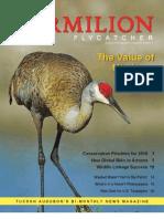 January-February 2010 Vermilion Flycatcher Tucson Audubon Society