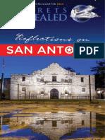 Reflections on San Antonio_Stephen Bohr
