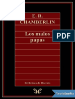 Los Malos Papas - E R Chamberlin