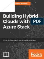 Building Hybrid Cloud with Azure stack