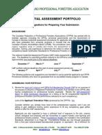 CAP Portfolio Suggestions - OPFA 201608
