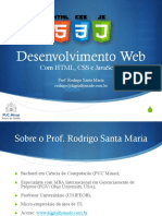 HTML 5 - Java Script Parte 3