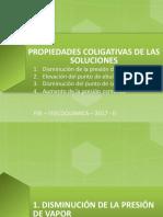 Propiedades Coligativas de Las Soluciones Continuacion