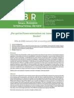 Articulo Por Que Las Pymes Externalizan Sus Tareas Contables y Fiscales