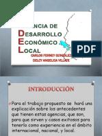 Agencias de Desarrollo Económico Local