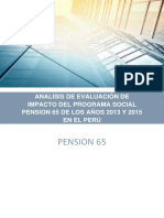 Programa Pension 65