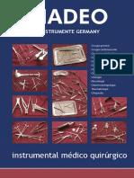01 Instrumental Médico Quirúrgico - Hadeo