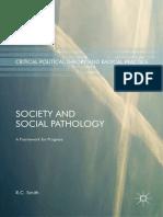 Society and Social Pathology