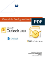 Cambio Password Outlook