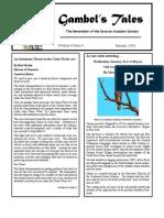 January 2003 Gambel's Tales Newsletter Sonoran Audubon Society