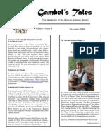 December 2004 Gambel's Tales Newsletter Sonoran Audubon Society