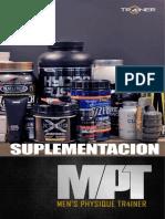 Suplementacion MPT