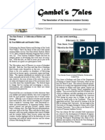 February 2004 Gambel's Tales Newsletter Sonoran Audubon Society