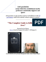 Complete Guide to Killing Goy