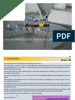 Tu Primera Guía Para Volar Un Drone