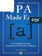 Alfred'S_IPA Made Easy a Guidebook