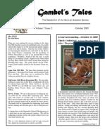 October 2005 Gambel's Tales Newsletter Sonoran Audubon Society