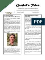 December 2006 Gambel's Tales Newsletter Sonoran Audubon Society
