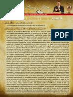 Daniel 11 - Versiculos 42-43 (Tema 112)