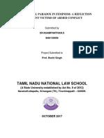 Gender Justice- BA0130059