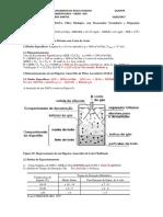 Exercício XII Reator DAFA Filtro Biológico e Disposição No Solo