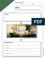 Historia Sintesis Guerra Del Pacífico