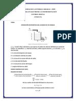 Analisis de Estabilidad de Un Sistema de Nivel