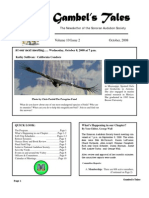 October 2008 Gambel's Tales Newsletter Sonoran Audubon Society