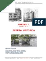 Unidad 1 Parte 2 de 4 Reseña Historica Revision 4 2017
