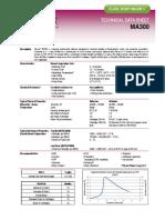 Plexus MA300 Data Sheet