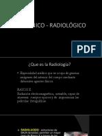 Dx Radiológico