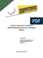 7 Las Nias Un Factor Clave en La Responsabilidad Social Del Cpa